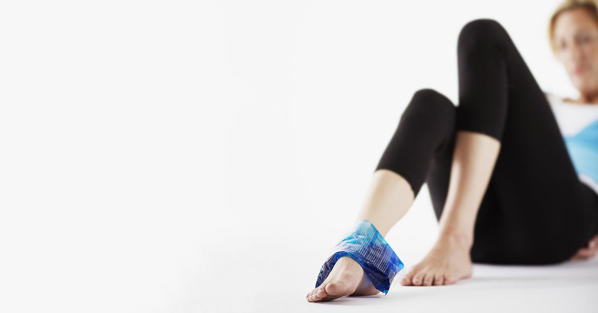 Salem, OR natural ankle sprain treatment